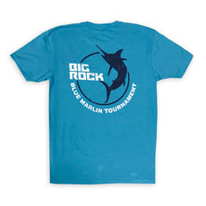 Big Rock Marlin Surf Style Short Sleeve T-Shirt