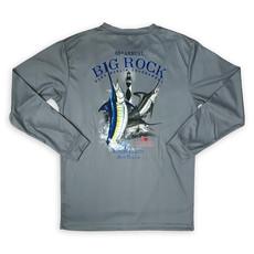 Big Rock 63rd Annual Long Sleeve Sub. Mesh Performance