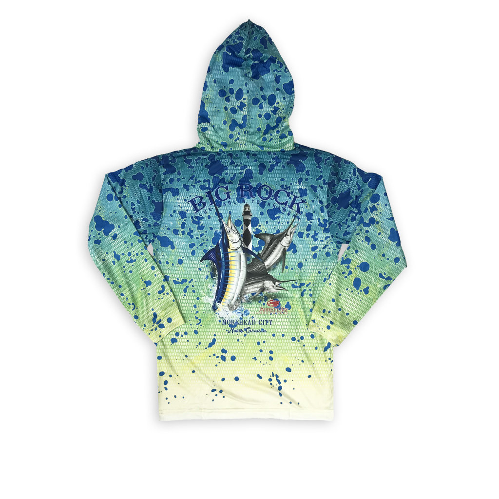 Big Rock Youth 63rd Annual Performance Hoodie