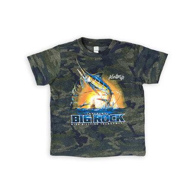 Big Rock Toddler BR Kids T-Shirt (3 Colors)
