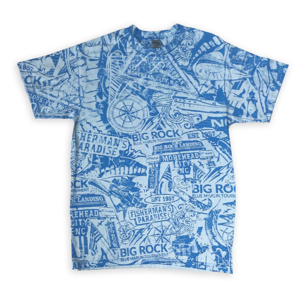 Big Rock Printed MHC T-Shirt