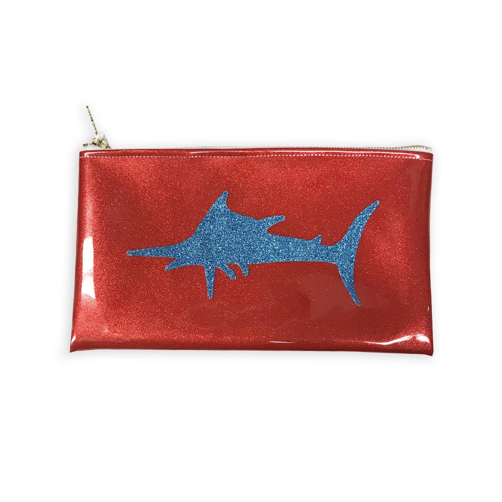 Big Rock Marlin Glitter Clutch