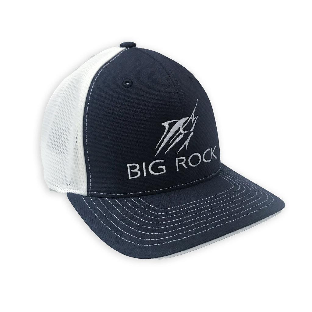 Big Rock Streak Sport Mesh Flex Fit Hat