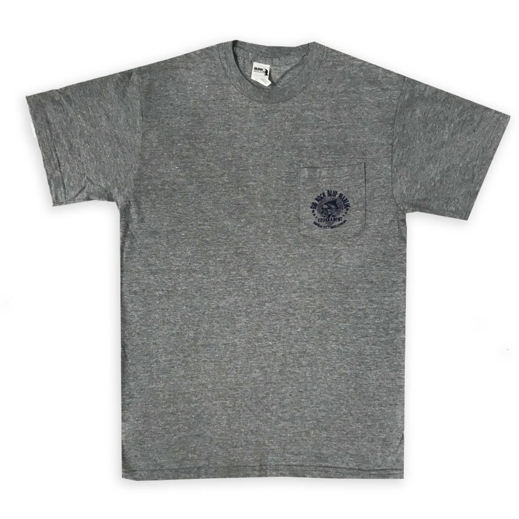 Big Rock Sketchy Marlin Short Sleeve T-Shirt
