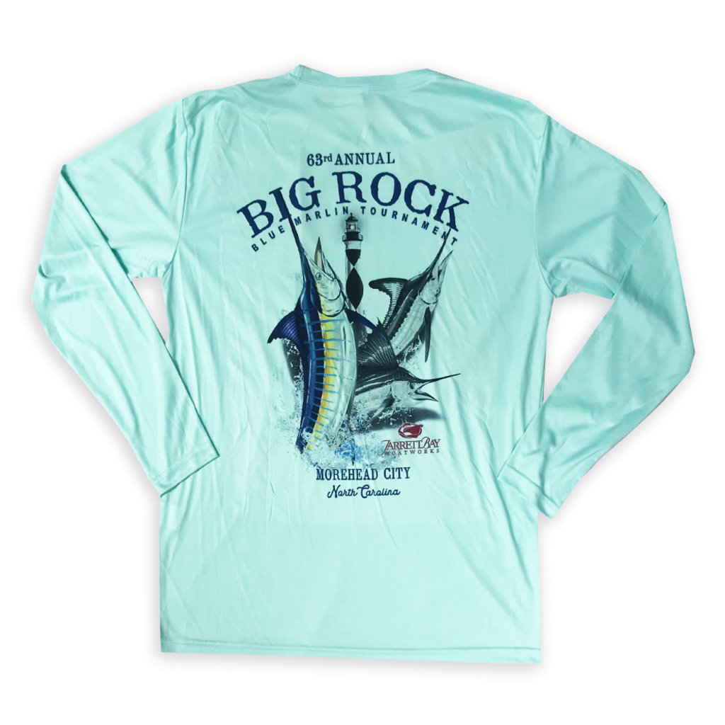 Big Rock 63rd Annual Long Sleeve Sub. Performance