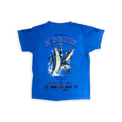 Big Rock Youth 63rd Annual Short Sleeve T-Shirt (2 Colors)