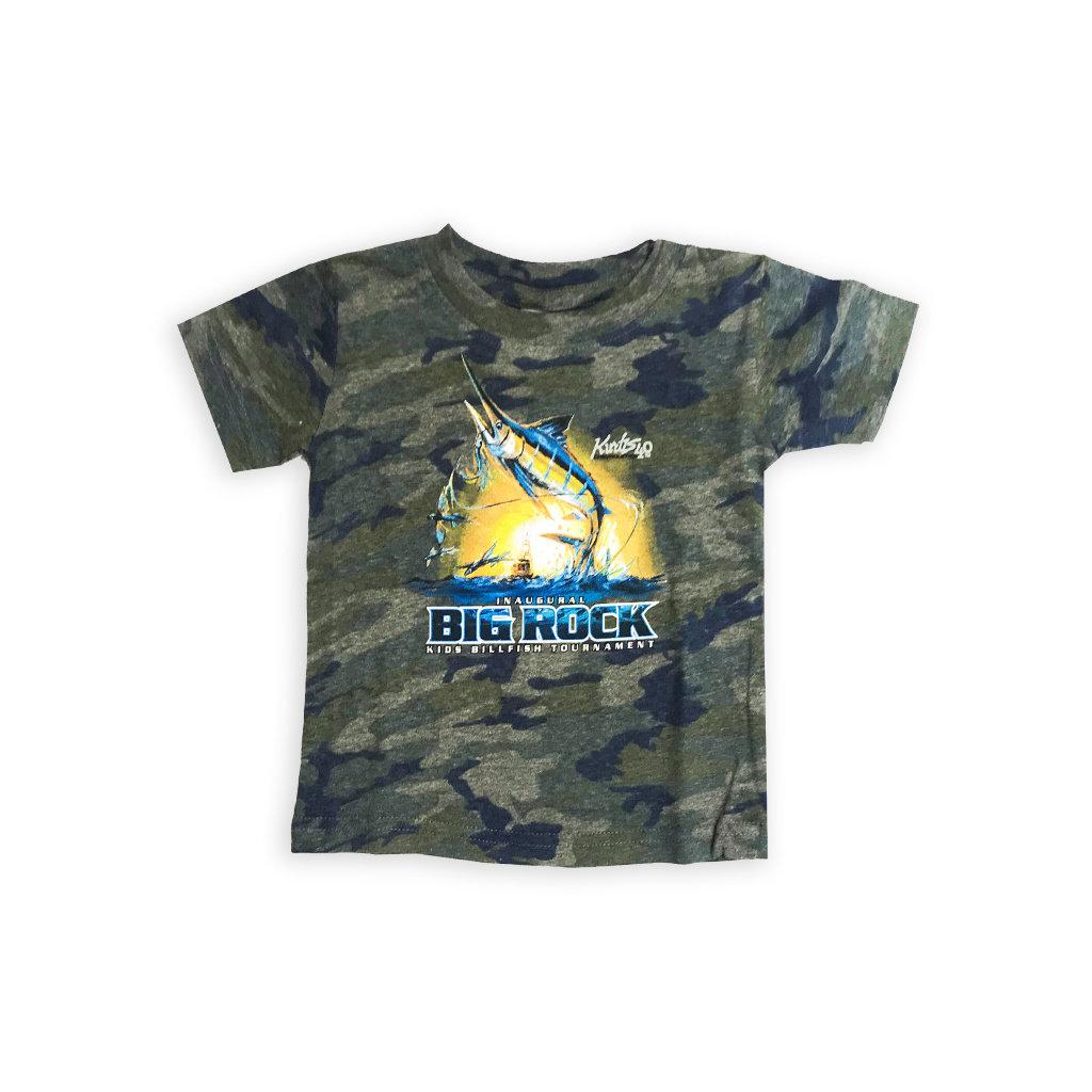 Big Rock Infant BR Kids T-Shirt