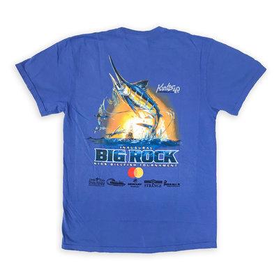 Big Rock Unisex BR Kids Short Sleeve T-Shirt No Pocket