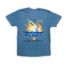 Big Rock Adult BR Kids Short Sleeve T-Shirt W/Pocket