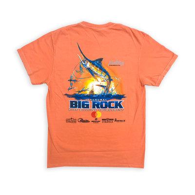 Big Rock Unisex BR Kids Short Sleeve T-Shirt W/Pocket
