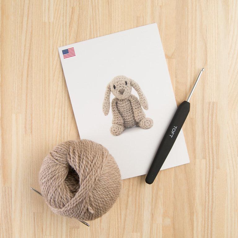 Toft UK Toft UK Mini Crochet Animal Kit USA