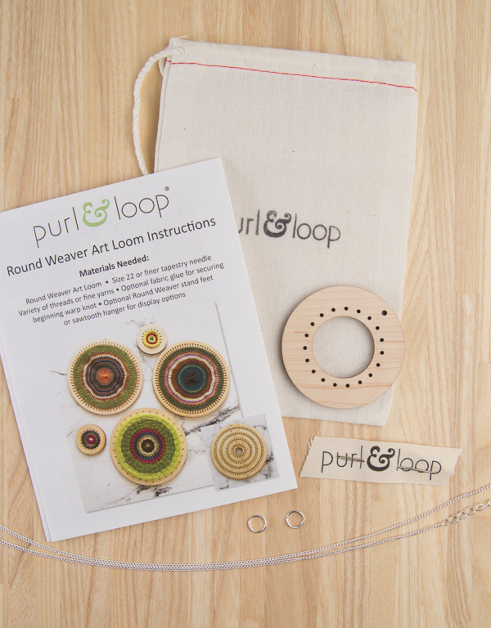 Purl & Loop Purl & Loop Pendant Necklace Kit 2 inch