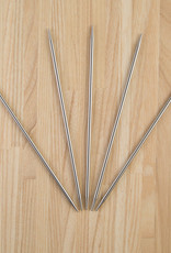 "ChiaoGoo ChiaoGoo Stainless Steel Knitting Needles 6"" Double Point"