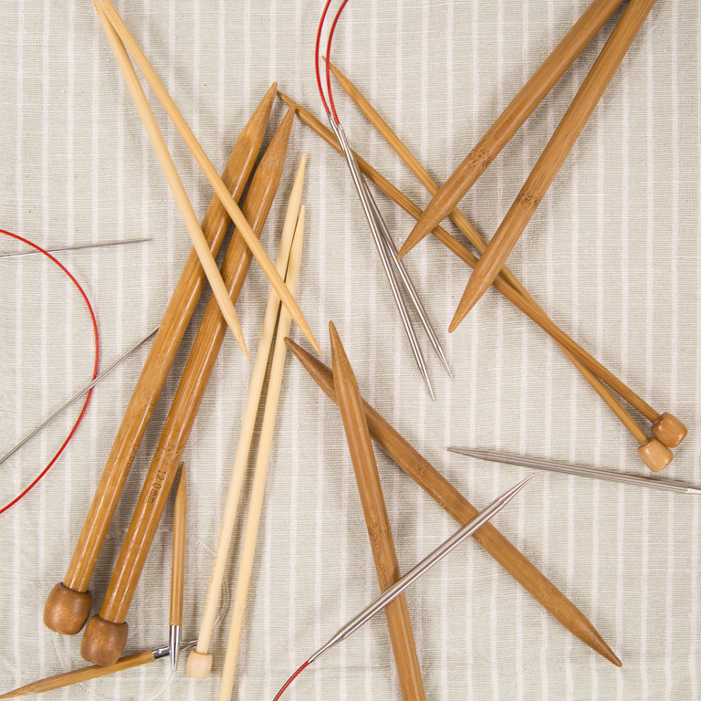How to Choose Knitting Needles