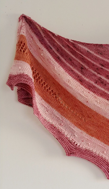 Tamy Gore Shawl Kits are HERE!