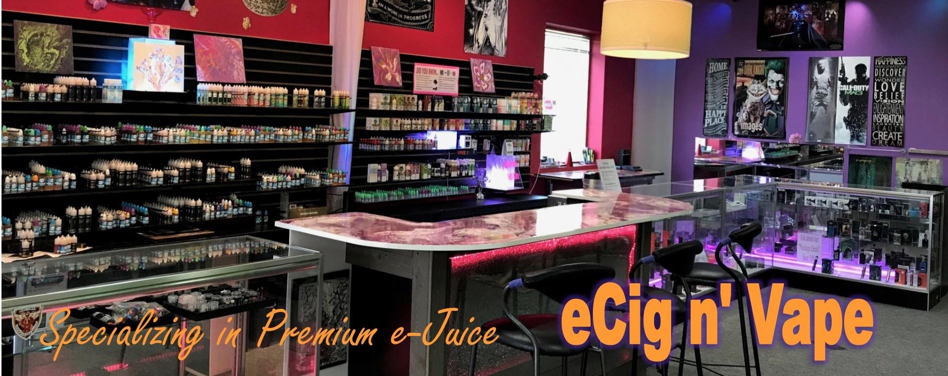 eCignVape - Specializing in Premium eJuice - eCignVape