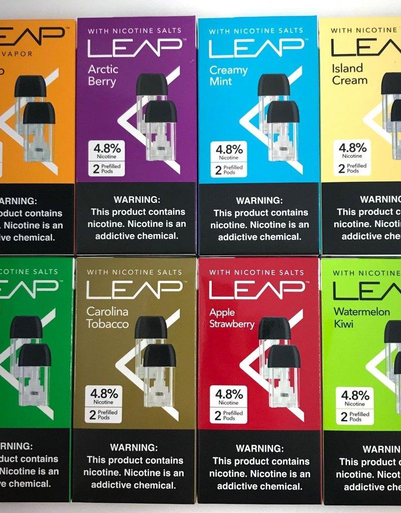 Leap Leap Pods