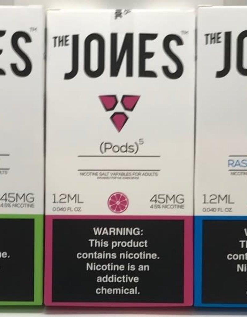Jones Jones Pod
