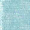 Carolyn Friedlander : Harriot : Aqua Screen Single Border : 1/2 metre