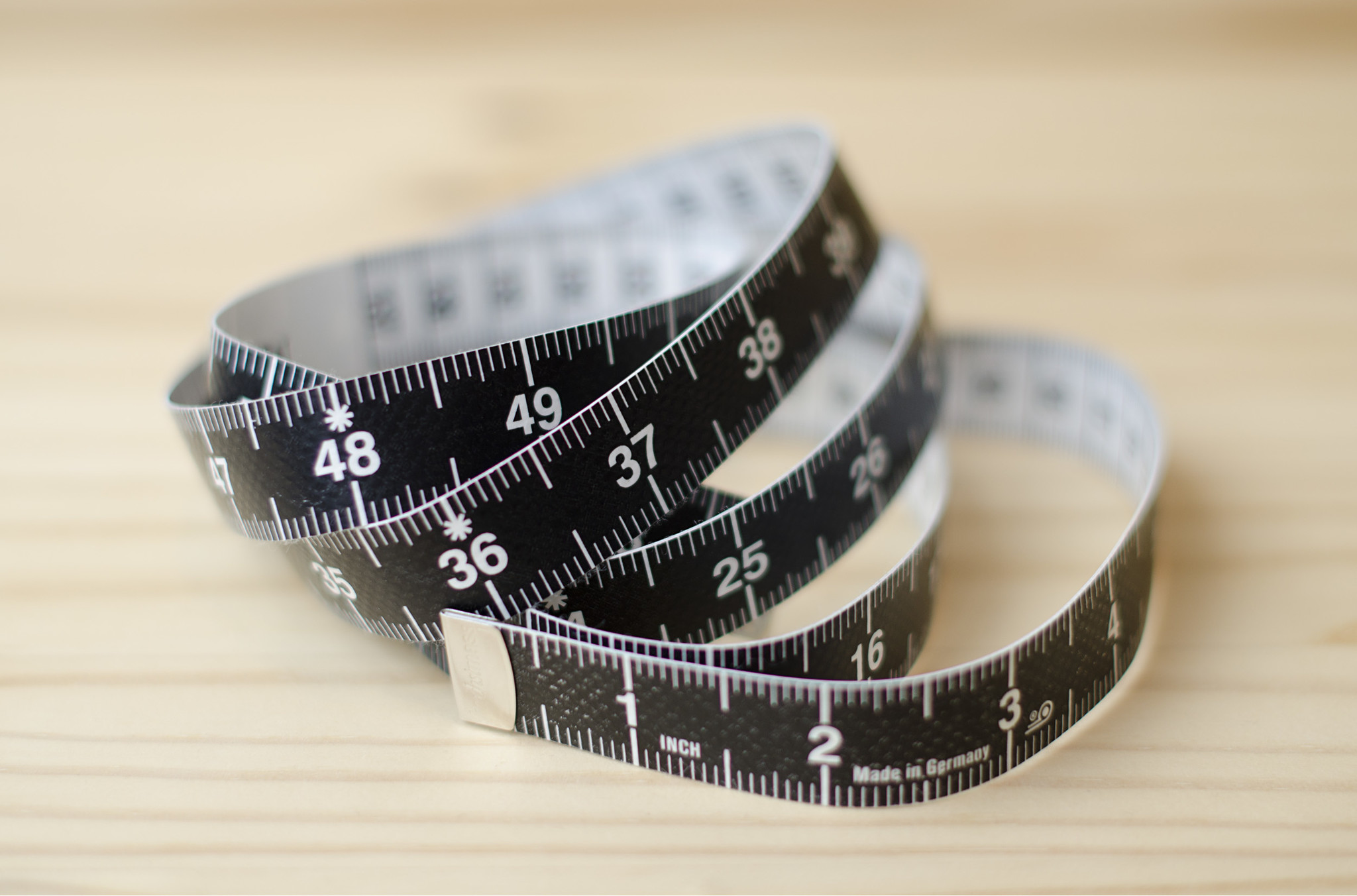 Merchant & Mills : Bespoke Tape Measure