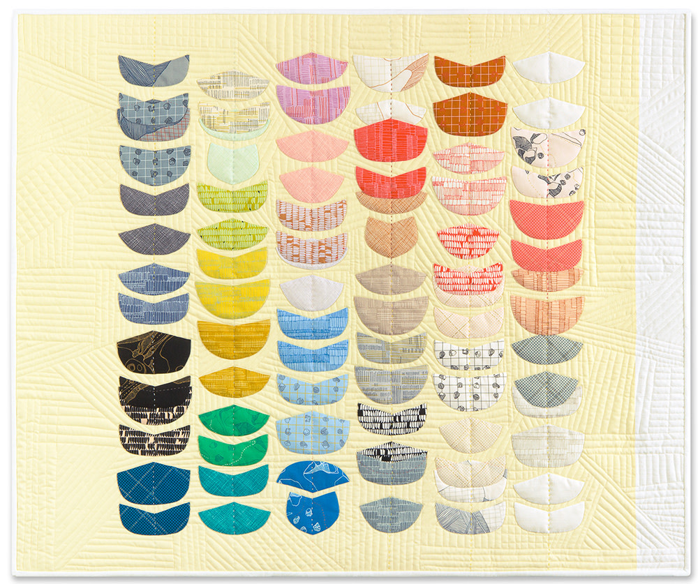 Carolyn Friedlander : Quilt Pattern : Ebb
