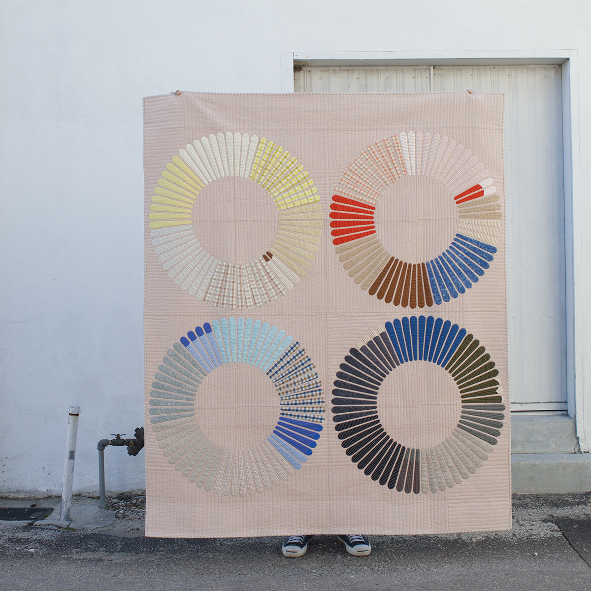 Carolyn Friedlander : Quilt Pattern : Hunt