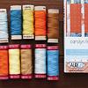Carolyn Friedlander : Big Stitch Thread Set