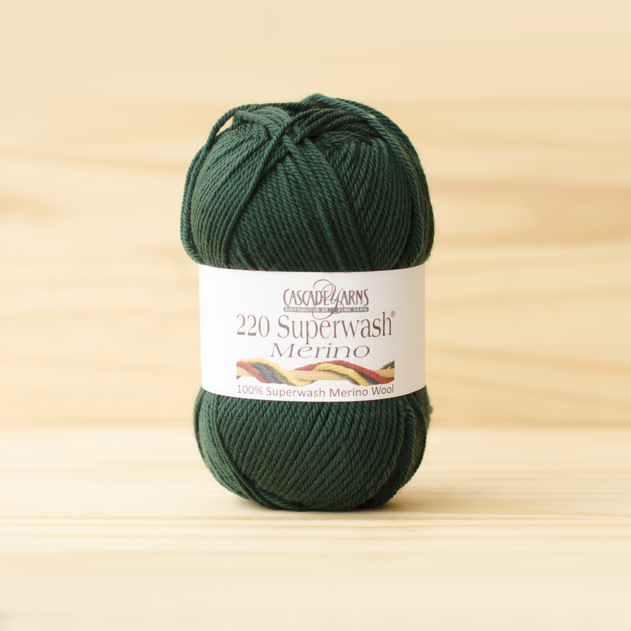 Cascade 220 Superwash Merino : 43 Pine