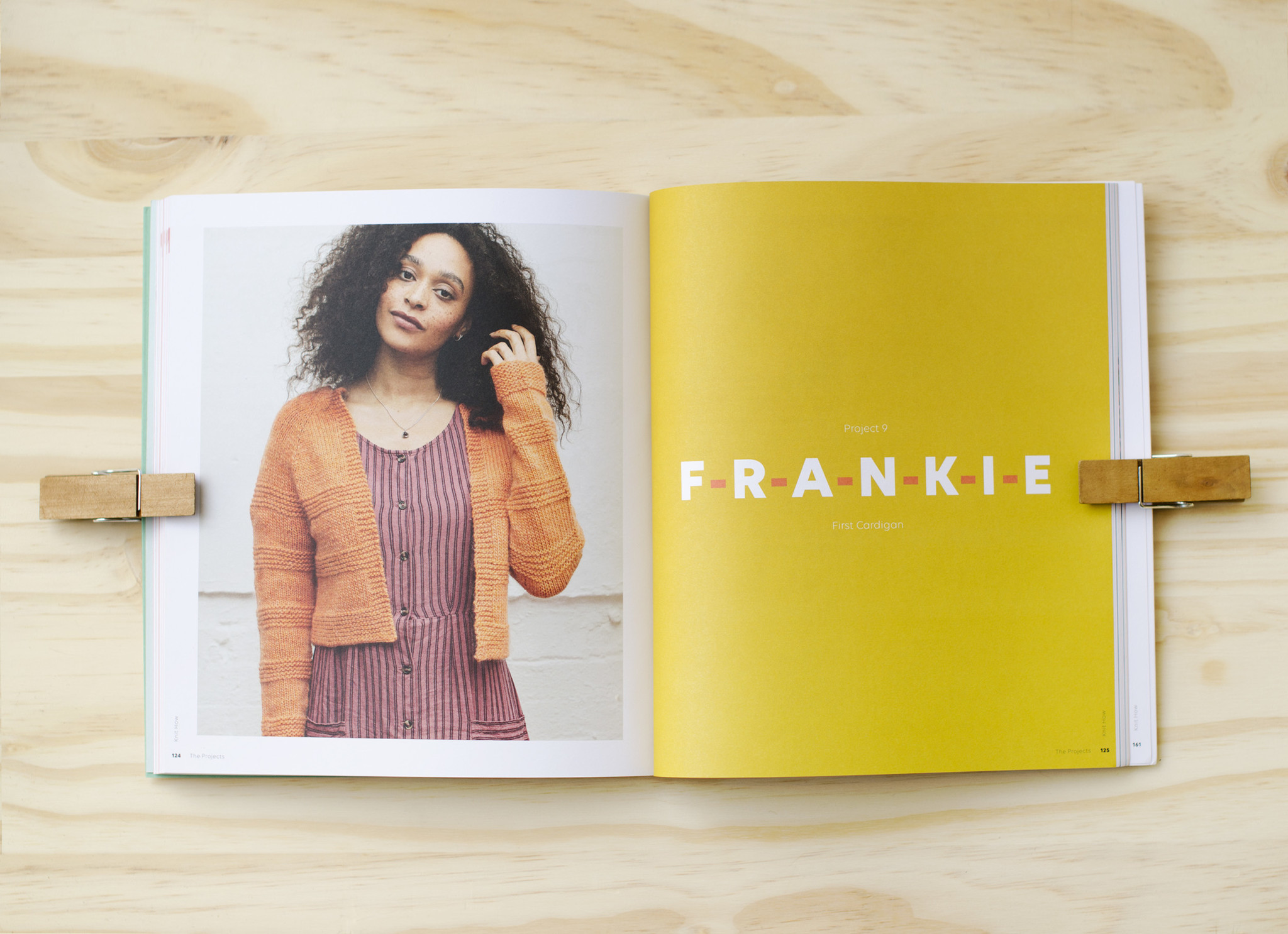 Pom Pom Press : Knit How: Simple Knits, Tools and Tips by Meghan Fernandes & Lydia Gluck