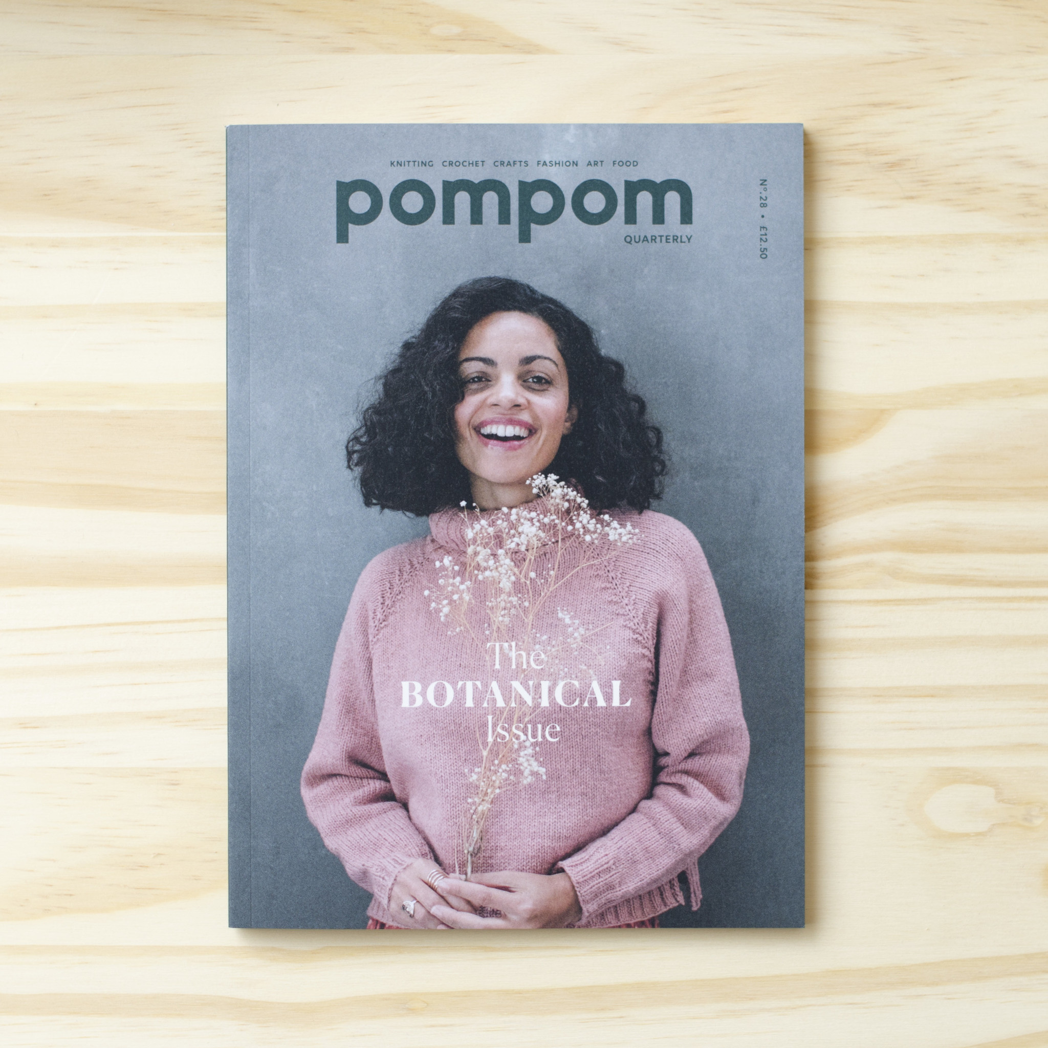 Pom Pom Quarterly : Issue 28 : Spring 2019