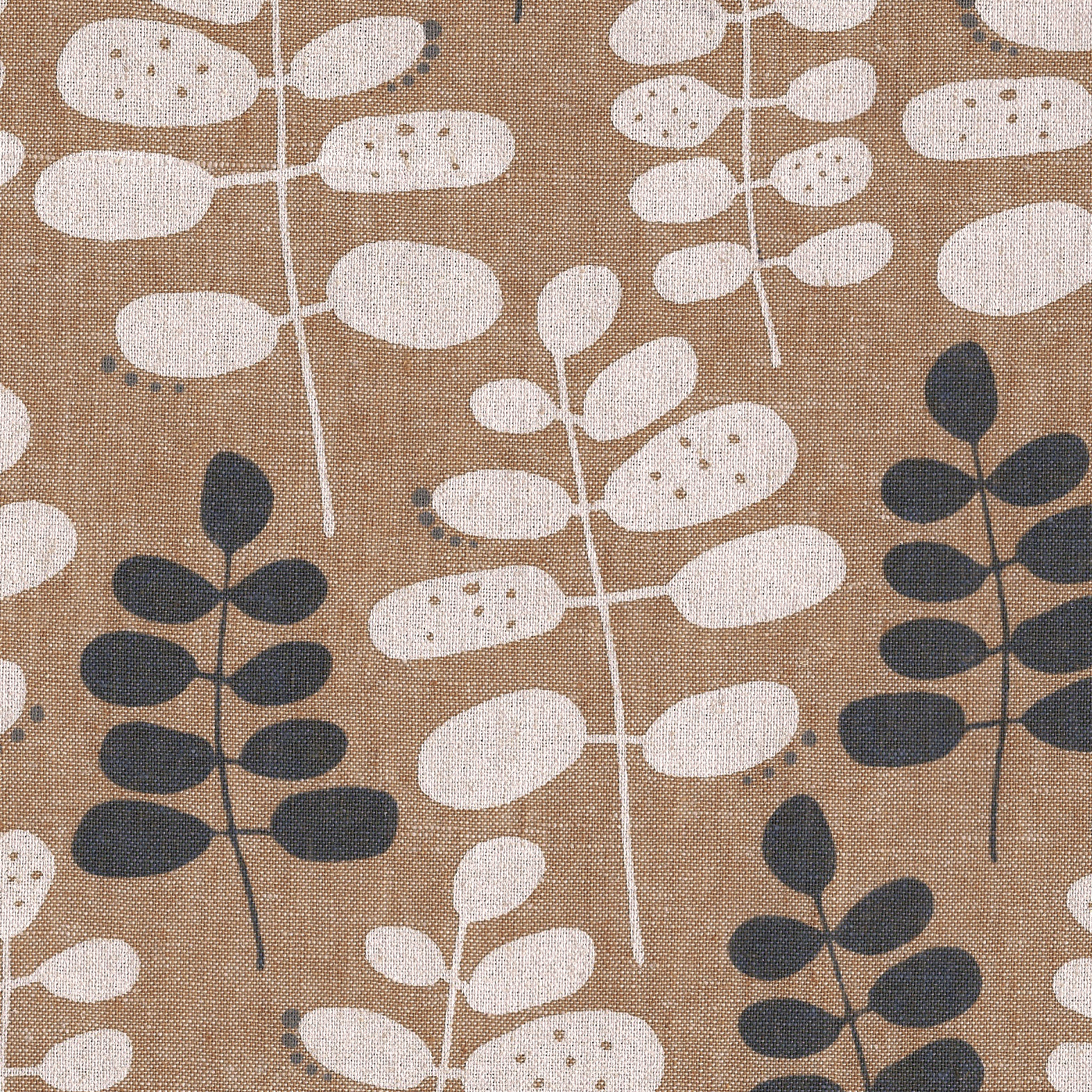 Anna Graham : Forage : Leather Essex Vista : 1/2 metre