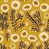 Rae Hoekstra : Fanciful : Gold Dancing Petals