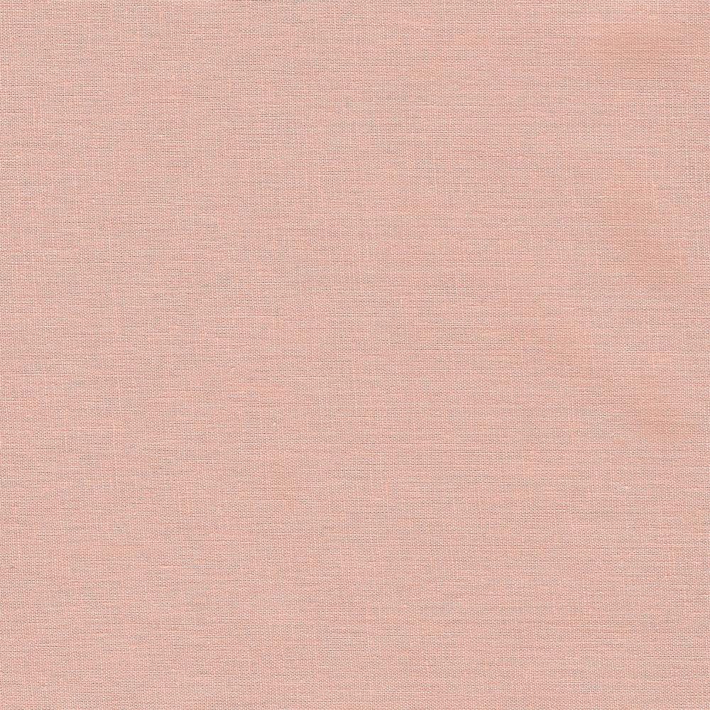 Robert Kaufman : Essex : Peach : 1/2 metre