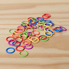 Cocoknits : Colourful Ring Stitch Markers