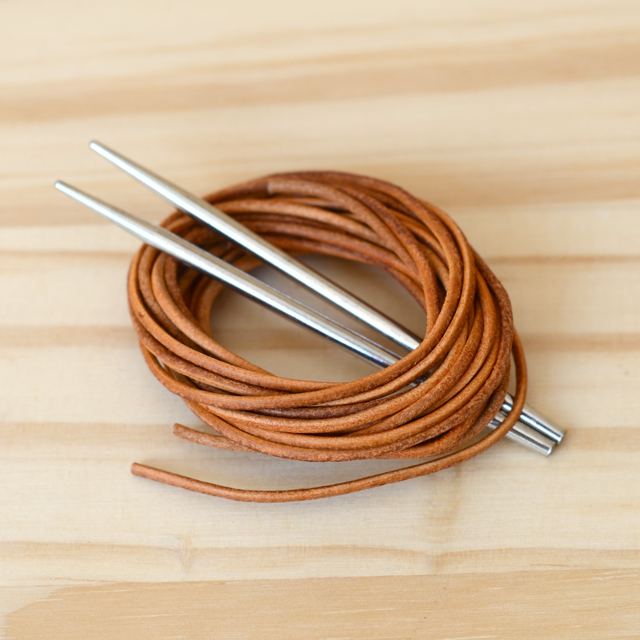 Cocoknits : Leather Cord and Needle Stitch Holder Kit
