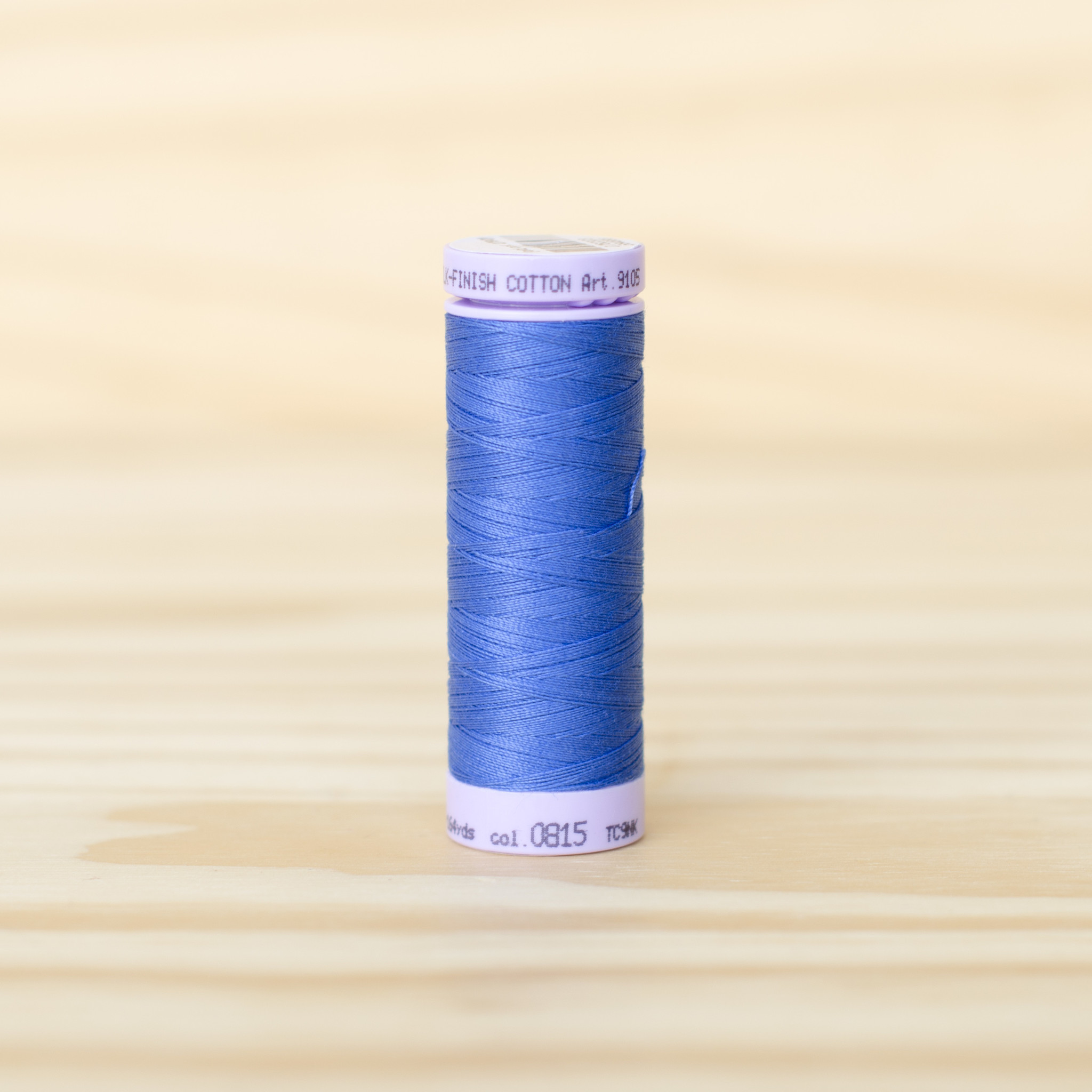 Mettler : Silk Finish 50wt Thread : 100% Cotton : 0815