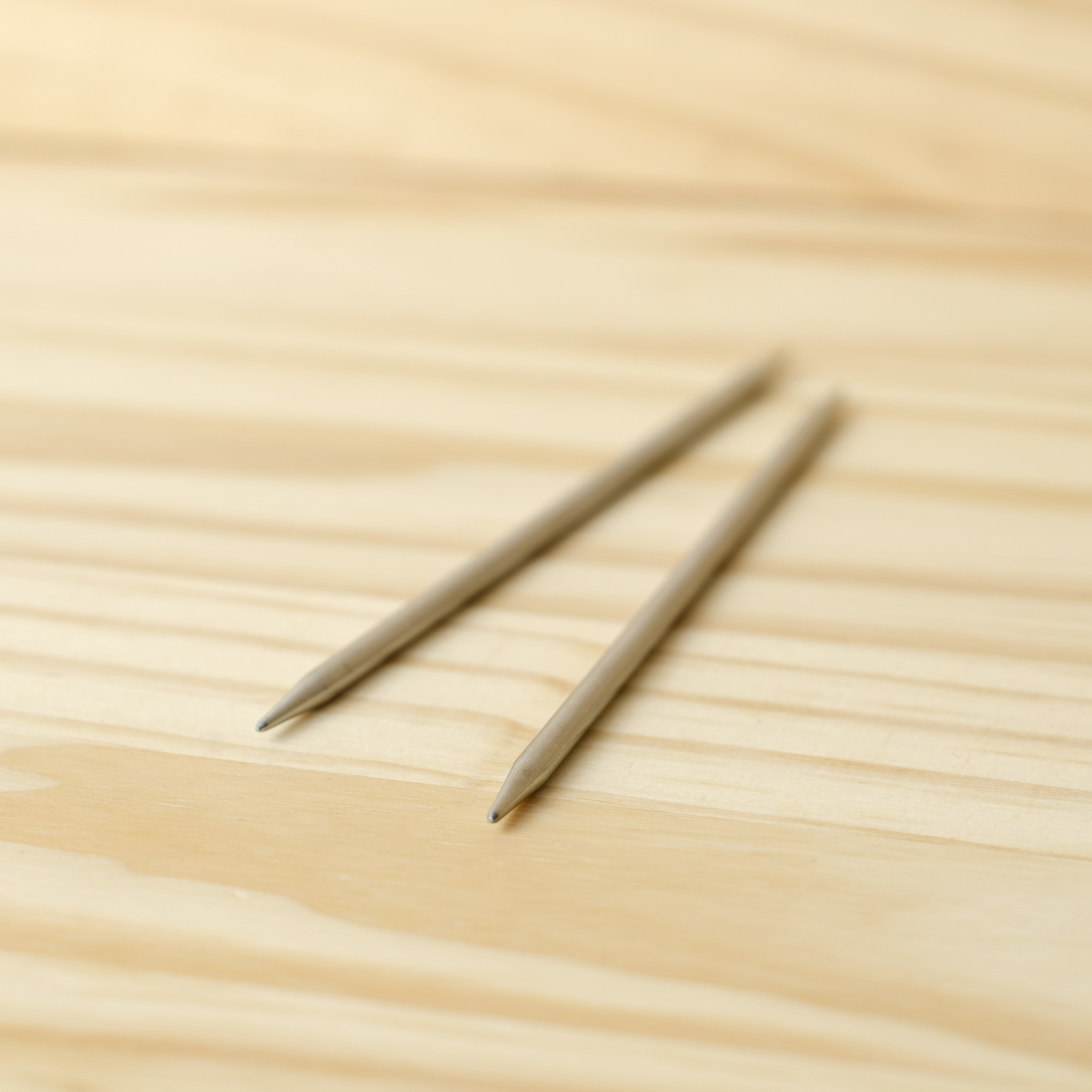 "ChiaoGoo Stainless Steel Double Point Needles 6"" : US 6/4mm"