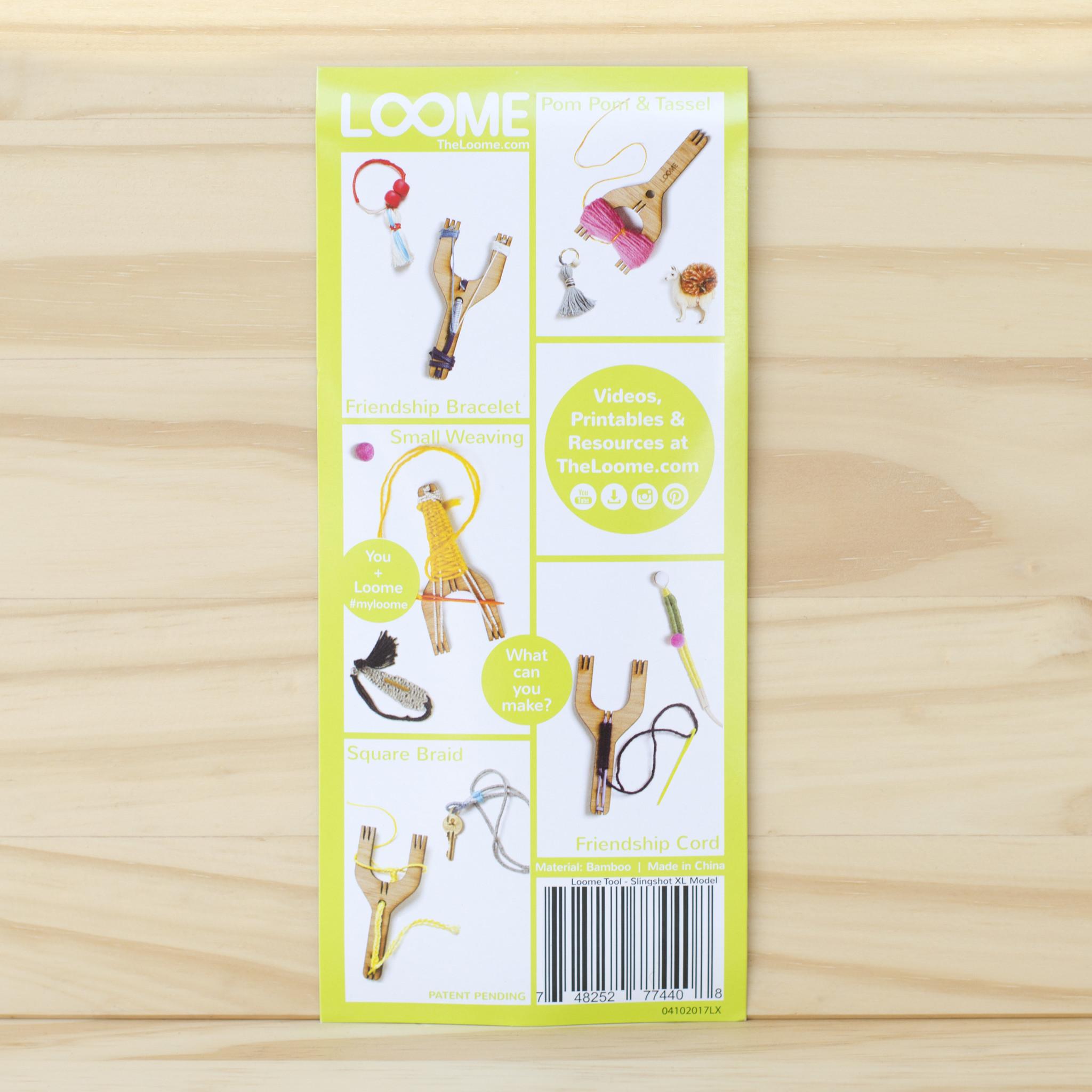 Loome Tool : Slingshot XL