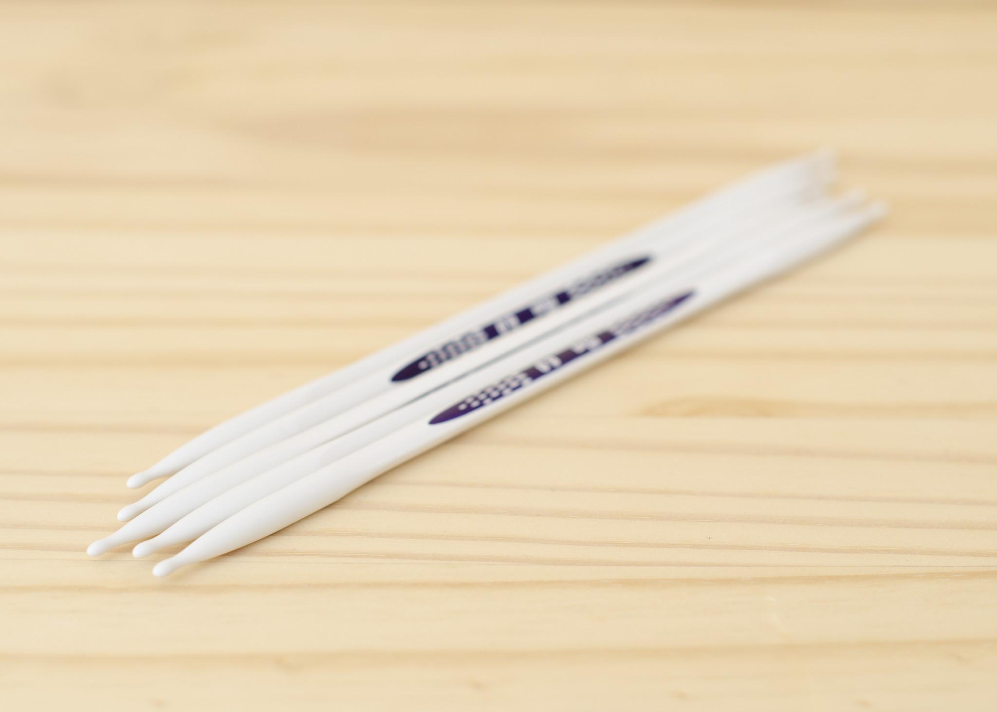Prym : Ergonomic Double Pointed Needles : 6mm