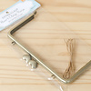 Zakka Workshop : Heart Clasp Purse Frame