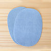 Prym : Light Blue Denim Patches : 2 count