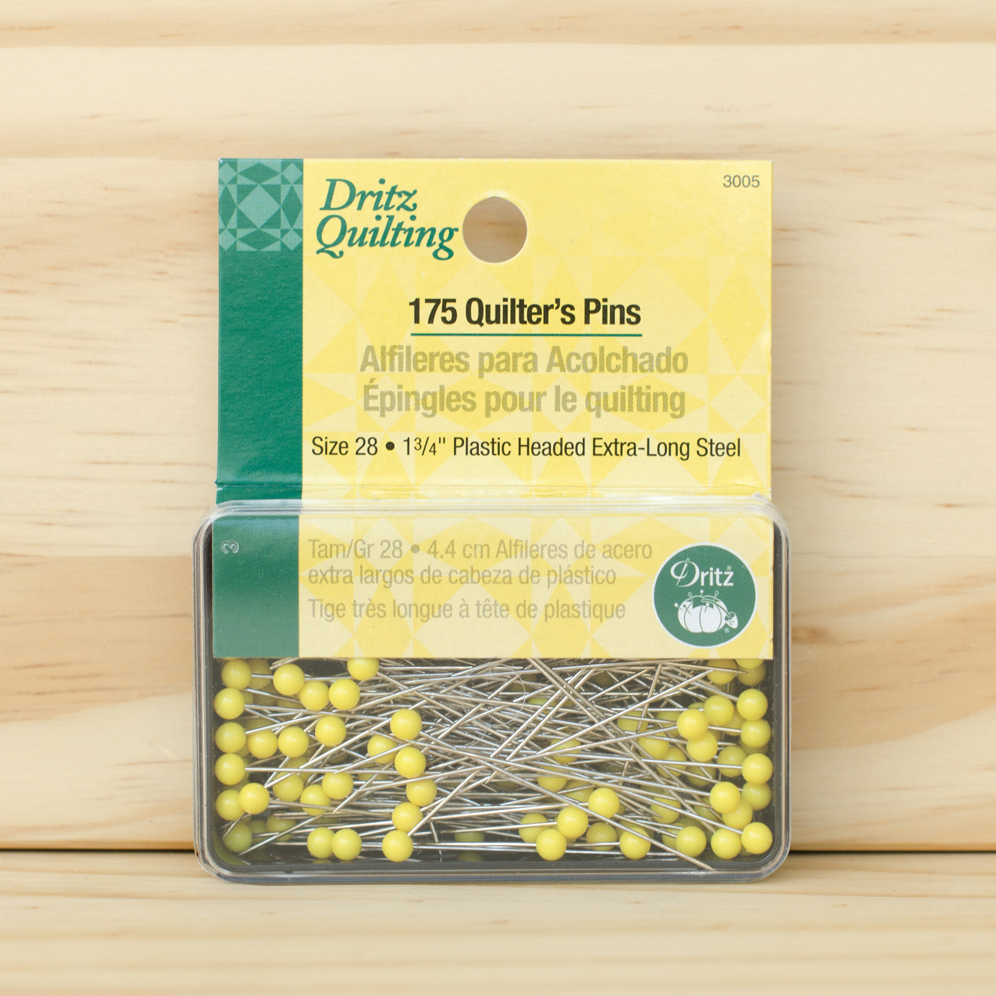 Dritz : Quilter's Pins