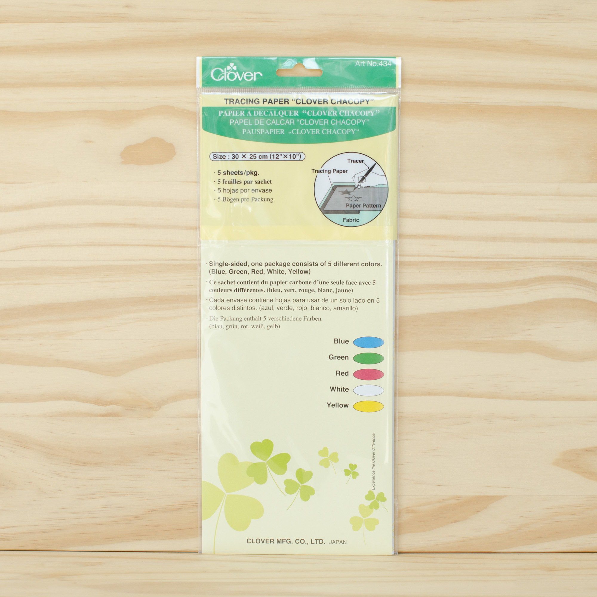 Clover : Chacopy Tracing Paper