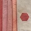 English Paper Piecing Kit : Pinks