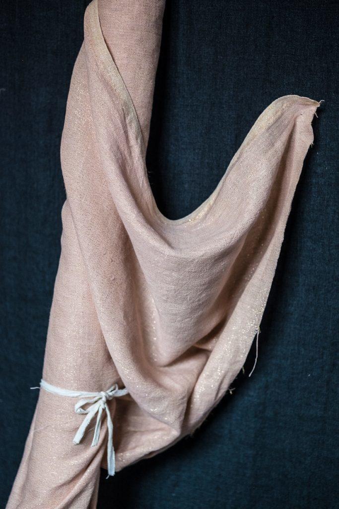 Merchant & Mills : Rose Luxe Linen : 1/2 metre