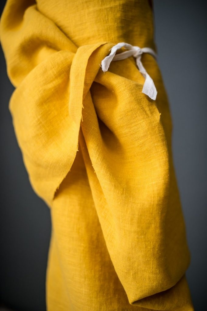 Merchant & Mills : Little Miss Sunshine Linen : 1/2 metre