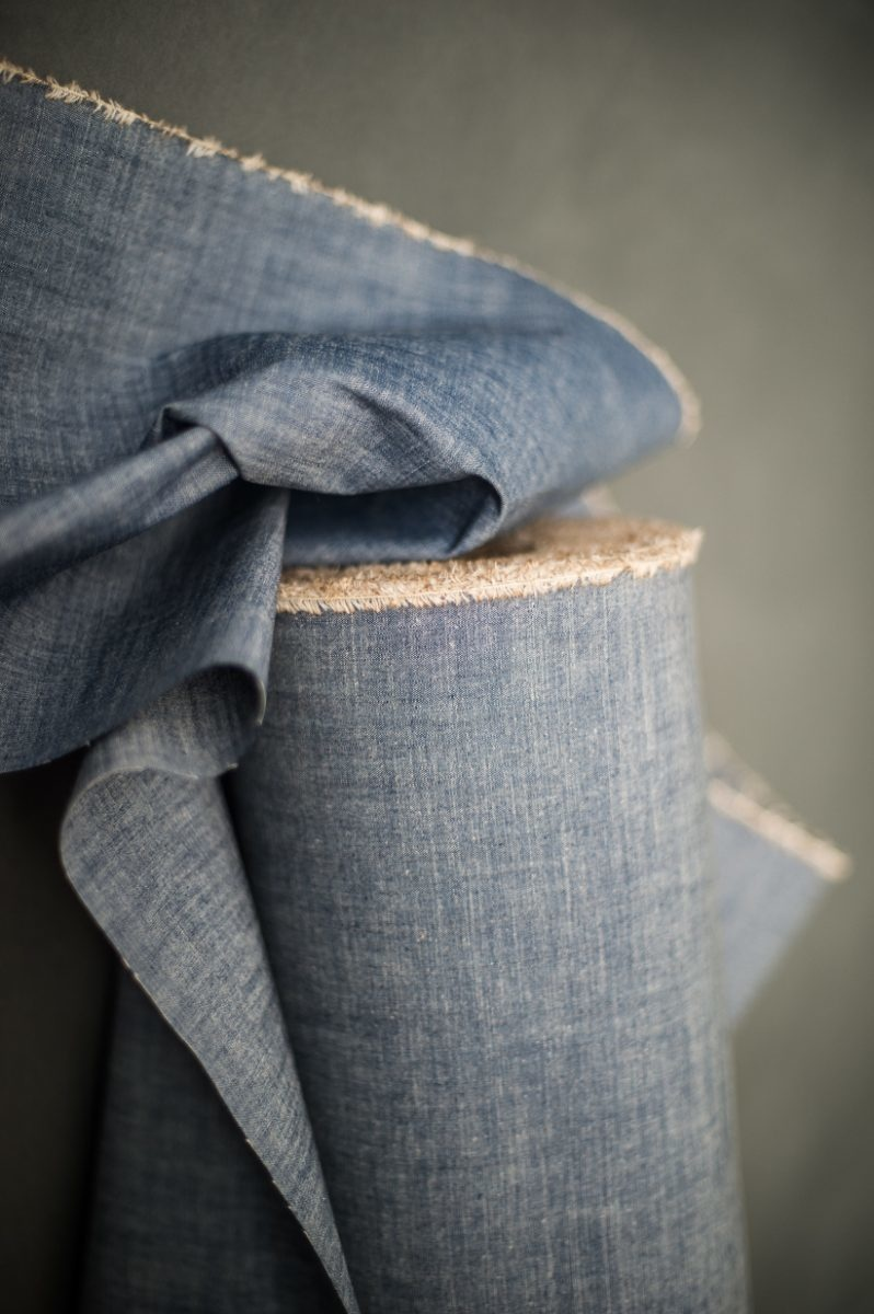 Merchant & Mills : 6oz Californian Cotton Denim : 1/2 metre