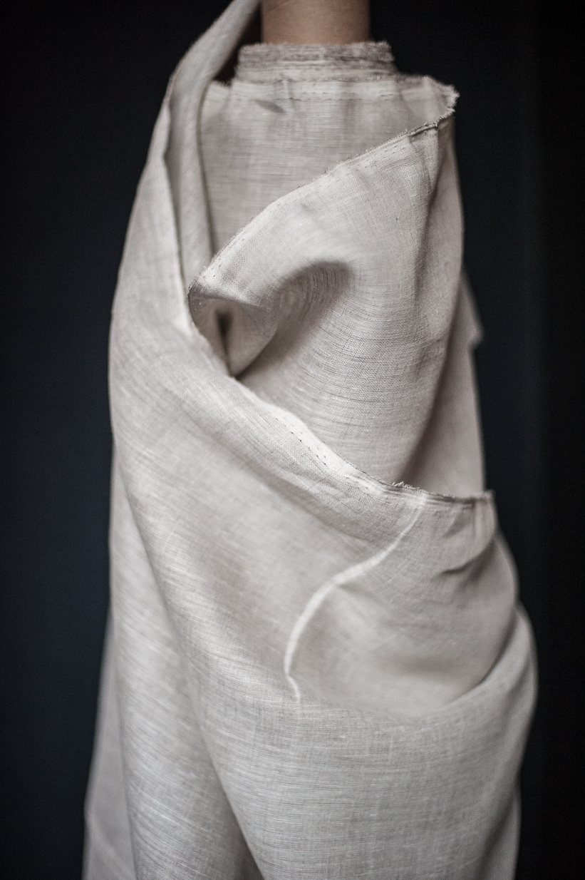 Merchant & Mills : Natural Linen Gauze : 1/2 metre