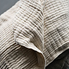 Merchant & Mills : White Swan Quilted Wobble Gauze Cotton : 1/2 metre