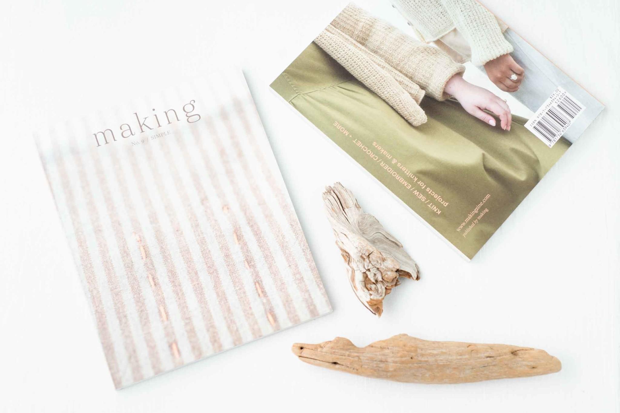 Making Magazine : No. 9 Simple